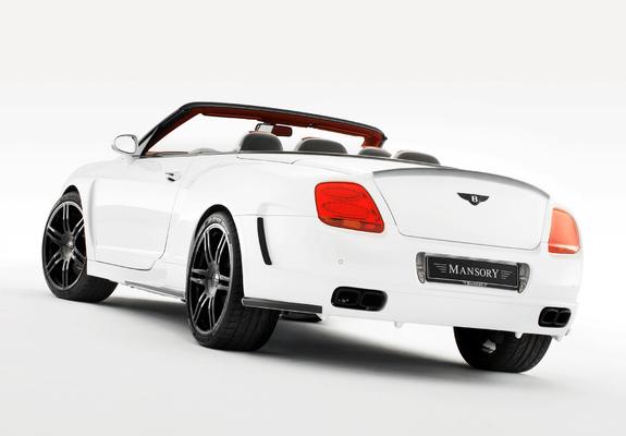 Photos Of Mansory Bentley Continental Gtc 200810