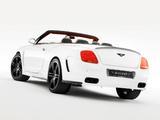 Photos of Mansory Bentley Continental GTC 2008–10