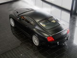 Photos of Mansory Bentley Continental GT Speed 2009–10