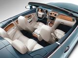 Photos of Bentley Continental GTC 2009–11