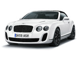 Photos of Bentley Continental Supersports Convertible 2010–11