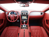 Photos of Bentley Continental GT 2011