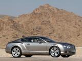 Photos of Bentley Continental GT 2011