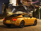 Photos of Bentley Continental GT V8 2012