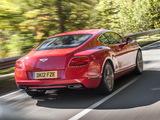 Photos of Bentley Continental GT Speed 2012–14