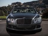 Photos of Bentley Continental GT Speed Convertible 2013–14