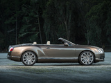Photos of Bentley Continental GT Speed Convertible 2013–14