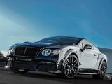 Photos of ONYX Bentley Continental GTVX 2013