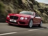 Photos of Bentley Continental GT V8 S Convertible 2013