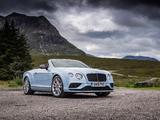 Photos of Bentley Continental GT V8 S Convertible UK-spec 2015