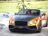 Photos of Mansory Bentley Continental GTC 2015