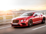 Photos of Bentley Continental Supersports 2017