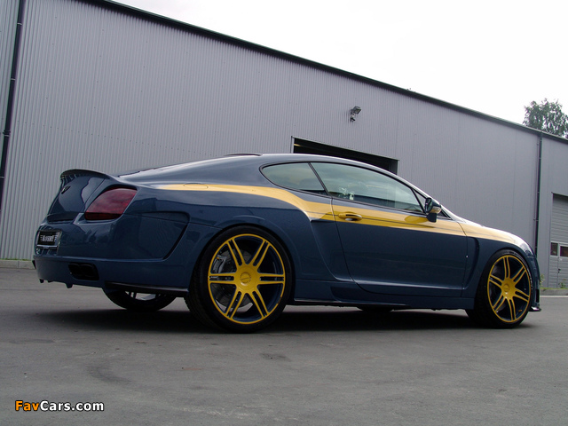 Photos of Mansory Bentley Continental GT (640 x 480)