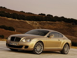 Photos of Bentley Continental GT Speed 2007–11