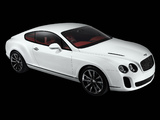 Photos of Bentley Continental Supersports 2009–11
