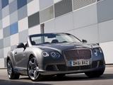 Photos of Bentley Continental GTC 2011