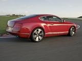 Photos of Bentley Continental GT V8 UK-spec 2012