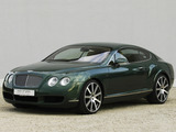Pictures of MTM Bentley Continental GT Birkin Edition 2006