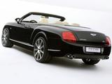 Pictures of MTM Bentley Continental GTC Birkin Edition 2006