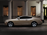 Pictures of Bentley Continental GT 2007–11