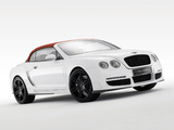 Pictures of Mansory Bentley Continental GTC 2008–10