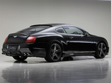 Pictures of WALD Bentley Continental GT Sports Line 2008–10