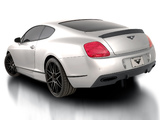 Pictures of Vorsteiner Bentley Continental GT BR9 Edition 2009–10