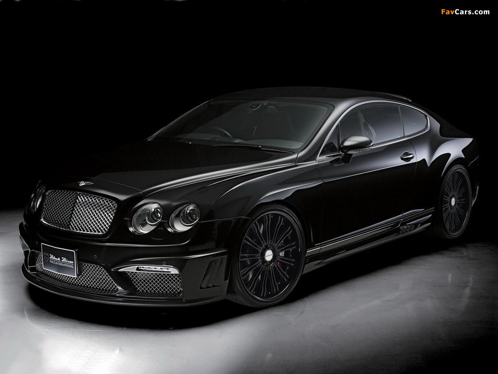 Pictures of WALD Bentley Continental GT Black Bison Edition 2010 (1024 x 768)