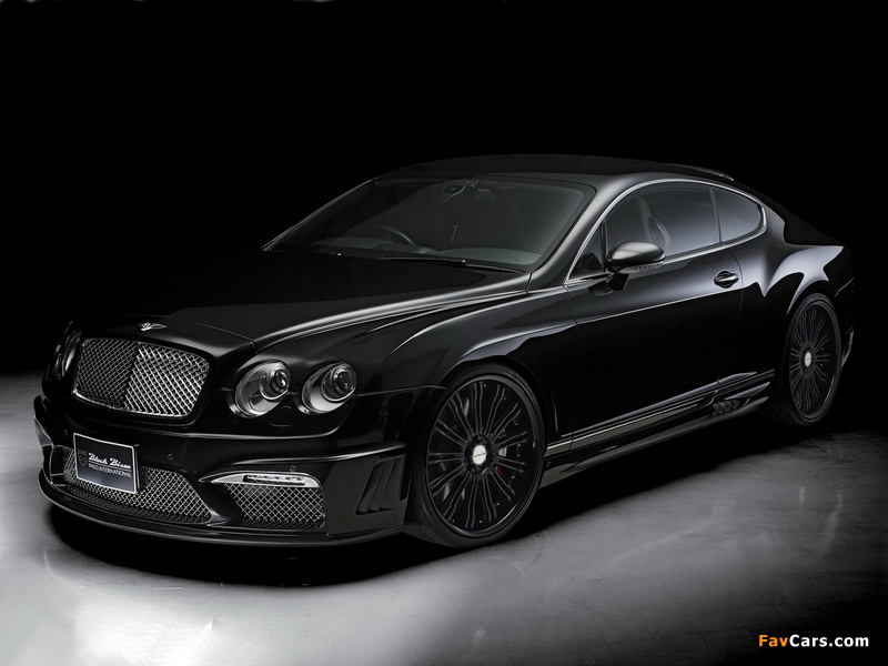 Pictures of WALD Bentley Continental GT Black Bison Edition 2010 (800 x 600)