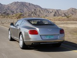 Pictures of Bentley Continental GT 2011