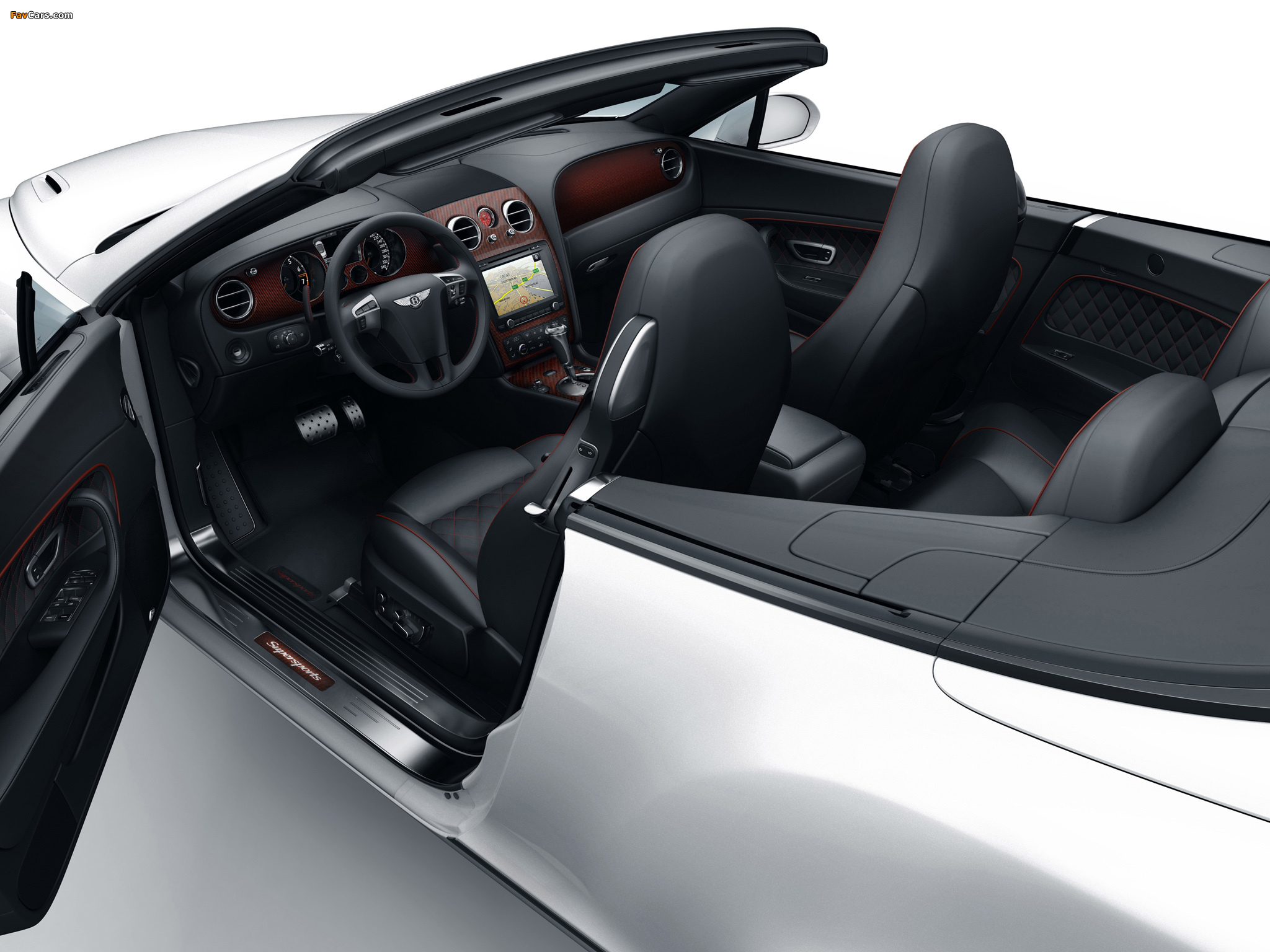 Pictures of Bentley Continental Supersports ISR Convertible 2011 (2048 x 1536)