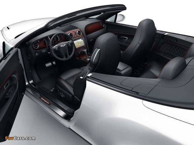 Pictures of Bentley Continental Supersports ISR Convertible 2011 (640 x 480)