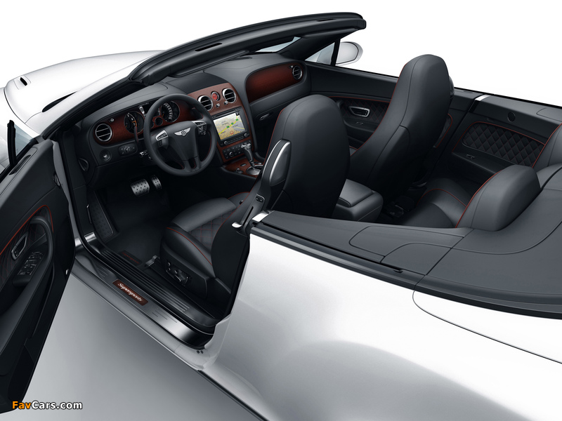 Pictures of Bentley Continental Supersports ISR Convertible 2011 (800 x 600)