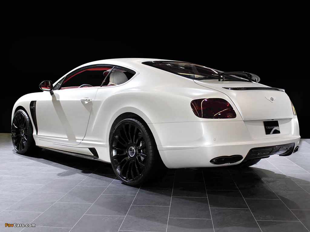 Pictures of Mansory Bentley Continental GT 2011 (1024 x 768)