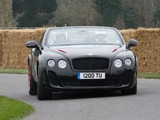 Pictures of Bentley Continental Supersports ISR Mulliner Package Convertible 2011