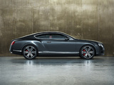 Pictures of Bentley Continental GT V8 2012
