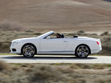 Pictures of Bentley Continental GTC V8 2012