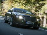 Pictures of Bentley Continental GT Speed 2012–14