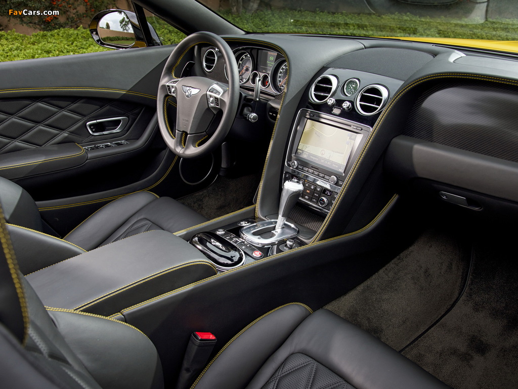 Pictures of Bentley Continental GT V8 S Convertible 2013 (1024 x 768)