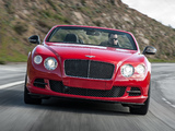 Pictures of Bentley Continental GT Speed Convertible 2013–14