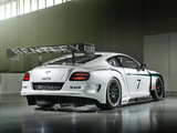 Pictures of Bentley Continental GT3 2013