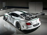 Pictures of Bentley Continental GT3 2013