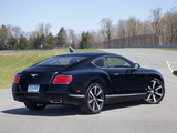 Pictures of Bentley Continental GT Speed Le Mans Edition 2013
