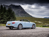 Pictures of Bentley Continental GT V8 S Convertible UK-spec 2015