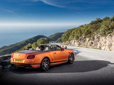 Pictures of Bentley Continental Supersports Convertible 2017