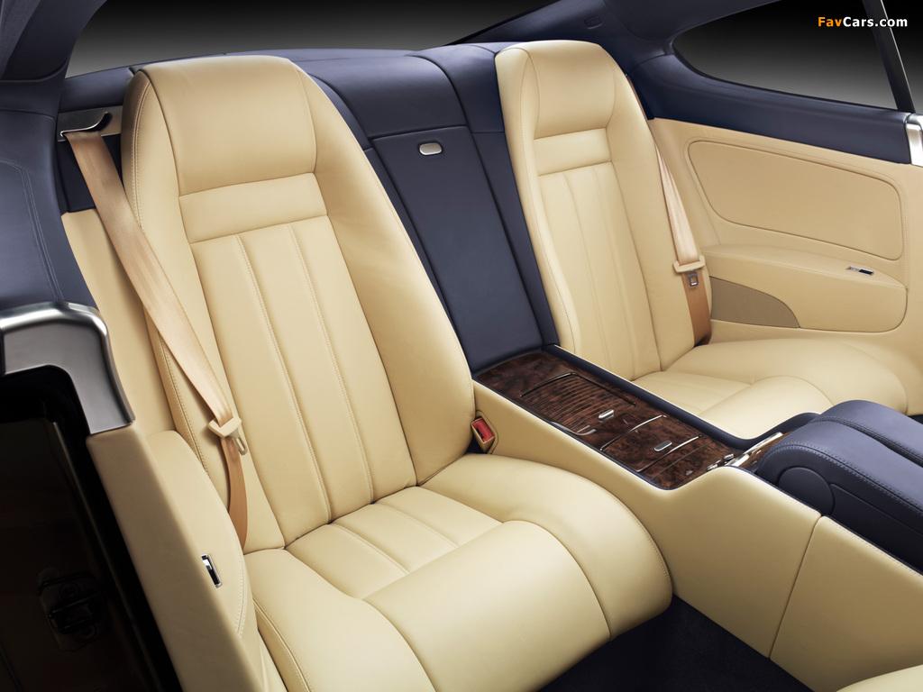 Bentley Continental GT 2007–11 wallpapers (1024 x 768)