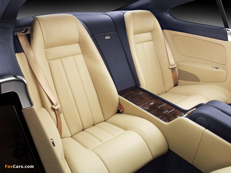 Bentley Continental GT 2007–11 wallpapers (800 x 600)