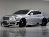 WALD Bentley Continental GT Sports Line 2008–10 wallpapers
