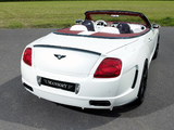 Mansory Bentley Continental GTC 2008–10 wallpapers