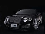 ASI Bentley Continental GTC 2008–10 wallpapers